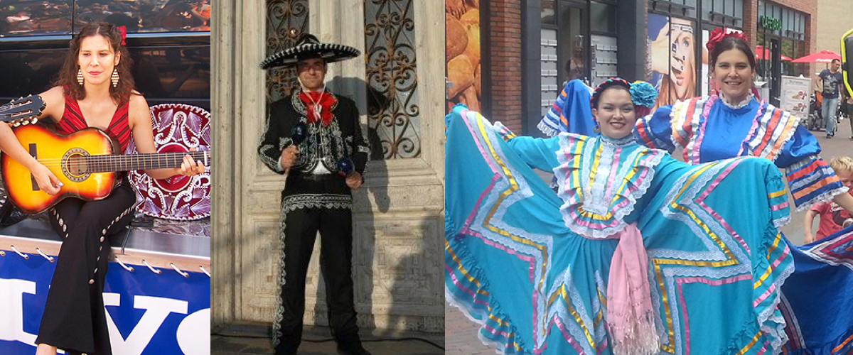 Mexicaanse themafeest idee